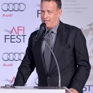 Tom Hanks and Emma Thompson