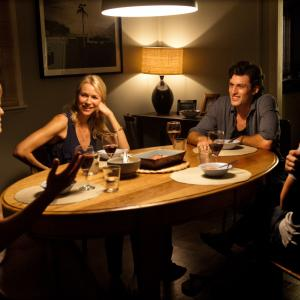 Still of Robin Wright, Naomi Watts, Xavier Samuel and James Frecheville in Perfect Mothers (2013)
