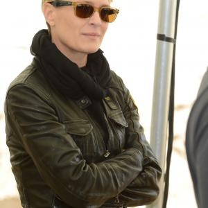 Robin Wright at event of Kongresas (2013)