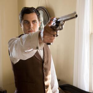 Still of Casey Affleck in The Assassination of Jesse James by the Coward Robert Ford (2007)