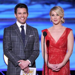 Christina Applegate, James Marsden