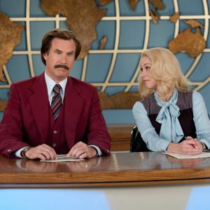 Christina Applegate, Will Ferrell