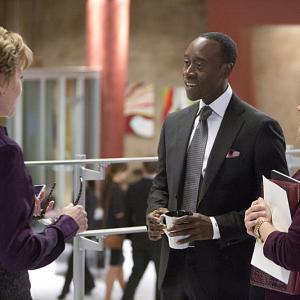 Don Cheadle, Bess Armstrong