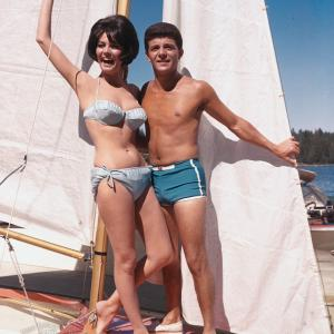 Still of Frankie Avalon and Rosemarie Frankland in Ill Take Sweden 1965