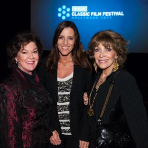 Mary Badham, Cecilia Peck, Veronique Peck