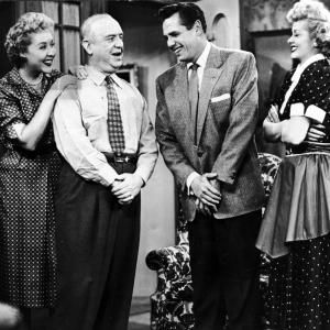 Desi Arnaz, Lucille Ball, William Frawley, Vivian Vance