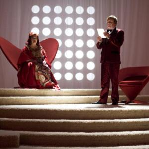 Still of Colm Meaney and Kathy Bates in Alice 2009