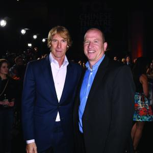 Michael Bay, Rob Moore
