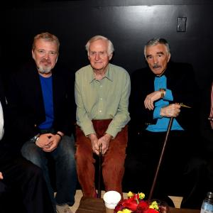 Burt Reynolds, Jon Voight, Ned Beatty, John Boorman, Tom Brown