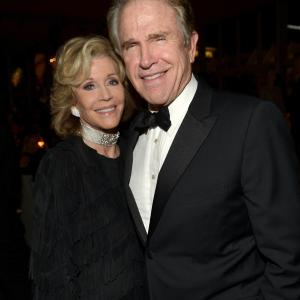 Jane Fonda, Warren Beatty