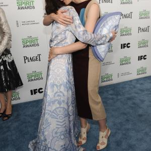 Cate Blanchett and Sally Hawkins