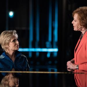 Carol Burnett, Jane Lynch