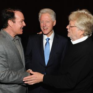 Bill Clinton, Harry Thomason