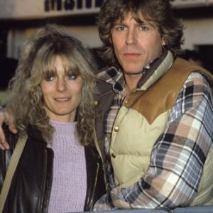 Jeff Conaway and Rona NewtonJohn circa 1970s