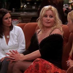 Courteney Cox, Lisa Kudrow, Jennifer Coolidge