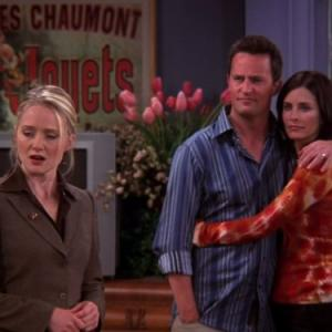 Courteney Cox, Matthew Perry, Maria Pitillo