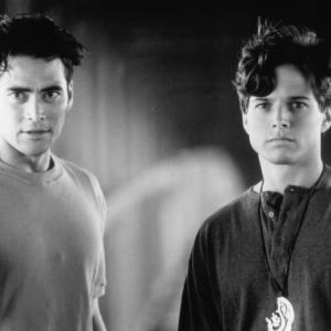 Mark Dacascos, Scott Wolf