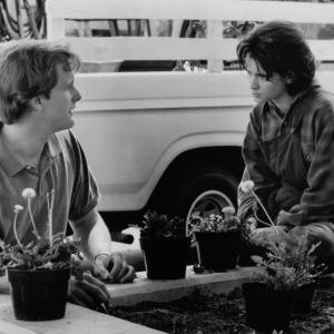 Still of Winona Ryder and Jeff Daniels in Welcome Home Roxy Carmichael 1990