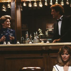 Still of Kate Mulgrew Ted Danson and Shelley Long in Cheers 1982