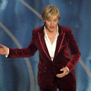 Ellen DeGeneres at event of The 79th Annual Academy Awards 2007