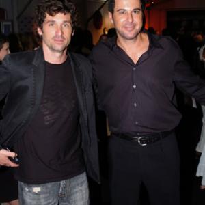 Patrick Dempsey and Jonathan Silverman