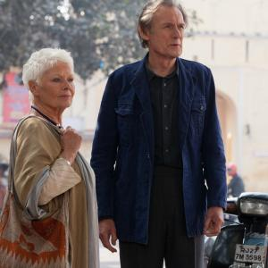 Judi Dench, Bill Nighy