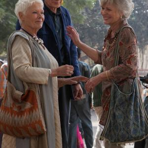 Judi Dench, Diana Hardcastle, Bill Nighy