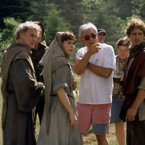 Richard Donner, Billy Connolly, Neal McDonough, Frances O
