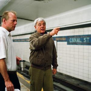 Bruce Willis, Richard Donner
