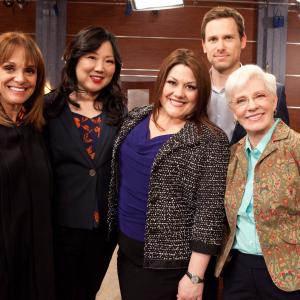 Patty Duke, Valerie Harper, Margaret Cho, Brooke Elliott, Carter MacIntyre