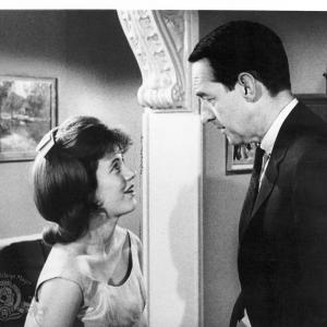 Patty Duke, William Schallert