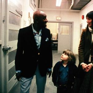 Scatman Crothers, Shelley Duvall, Danny Lloyd