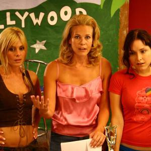 Still of Nicole Eggert, Jenny Mollen and Chelsea Handler in Cattle Call (2006)