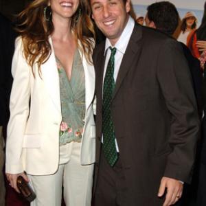 Adam Sandler and Jackie Sandler at event of Spanglish 2004