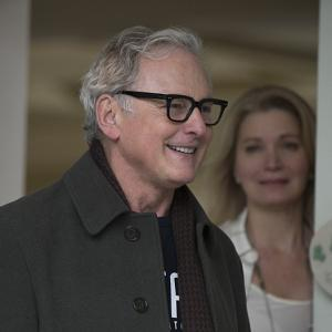 Still of Victor Garber and Isabella Hofmann in The Flash (2014)