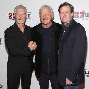 Victor Garber, Stephen Lang and Dylan Baker at event of 23 Blast (2014)