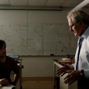 Still of Victor Garber and Haley Joel Osment in I'll Follow You Down (2013)