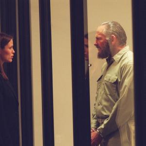 Still of Lena Olin, Victor Garber and Jennifer Garner in Alias (2001)