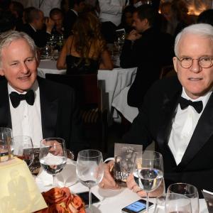 Steve Martin and Victor Garber