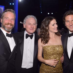 Victor Garber, Jennifer Garner, Rainer Andersson and Bradley Cooper