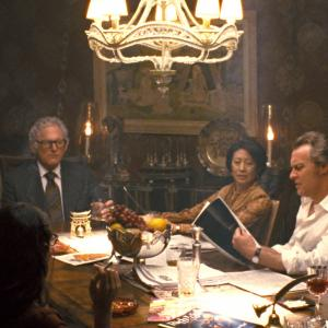 Still of Ben Affleck, Victor Garber, Tate Donovan and Page Leong in Argo (2012)
