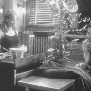Still of Sean Patrick Flanery and Sarah Michelle Gellar in Simply Irresistible 1999