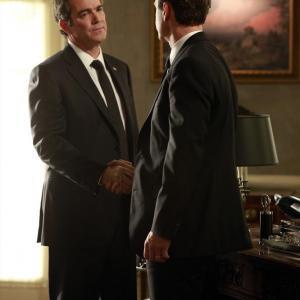 Still of Tony Goldwyn and Jon Tenney in Scandal 2012