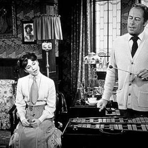 360467 My Fair Lady Audrey Hepburn and Rex Harrison