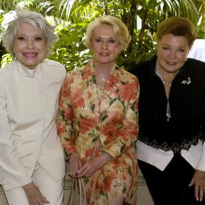 Tippi Hedren, Carol Channing, Esther Williams
