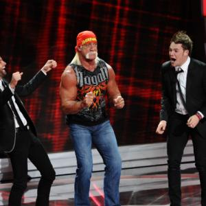 Hulk Hogan, Paul McDonald, James Durbin