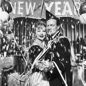 Lucille Ball, Bob Hope
