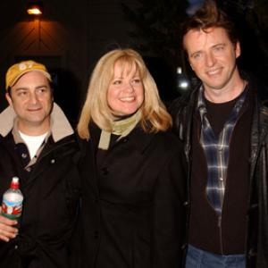 Bonnie Hunt Kevin Pollak and Aidan Quinn at event of Stolen Summer 2002