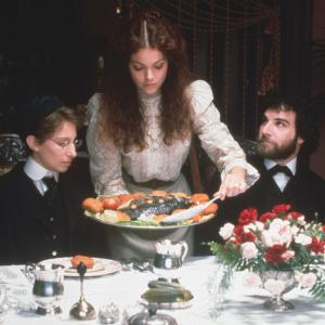 Barbra Streisand, Amy Irving, Mandy Patinkin