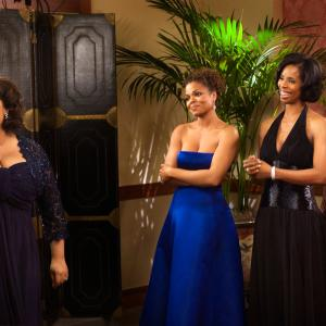 Janet Jackson, Sharon Leal, Jill Scott, Tasha Smith